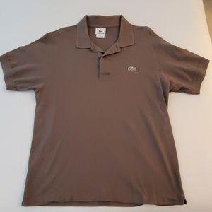 Lacoste Classic (Pique Weave) Polo Shirt